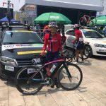 Paola Muñoz logra un histórico lugar 14 en la tabla general del Tour of Chongming Island