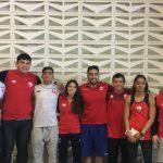 Selección Chilena de Judo viaja a Costa Rica para disputar el Panamericano