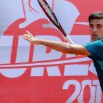 Tomás Barrios avanzó a la ronda final de la qualy del Challenger de Biella