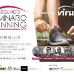 Se abrieron las inscripciones para el segundo Seminario de Running ViRun