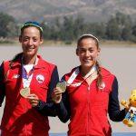 El remo entrega dos nuevas medallas de oro para Chile en los Juegos Sudamericanos