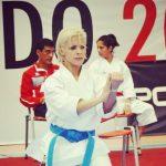 Carol De La Paz obtuvo el noveno lugar en fecha turca de la Karate1 Premier League