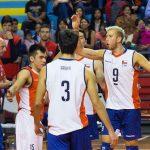 Selección Chilena de Volleyball Masculino clasificó a la final de los Juegos Sudamericanos
