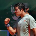 Christian Garin lográ un sólido triunfo para instalarse en cuartos de final del Challenger de Lima