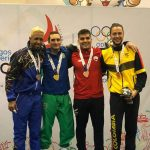 Felipe Alvear suma una medalla de bronce para Chile en la esgrima de los Juegos Sudamericanos
