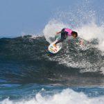 """Lorena Fica y Jessica Anderson avanzaron a cuartos de final del torneo de surf """"Héroes de Mayo"""""""
