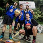 """Concepción definió a sus representantes para la Final Nacional del torneo de básquetbol 3x3 """"Red Bull Reign"""""""