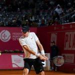 Nicolás Jarry debutará ante el argentino Nicolás Kicker en la qualy del Masters 1000 de Roma