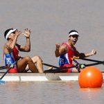 El remo chileno suma cuatro medallas de oro en la primera jornada de los Juegos Sudamericanos
