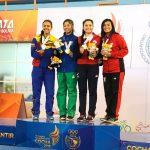 El karate chileno cierra su participación en los Juegos Sudamericanos con dos nuevas medallas de bronce