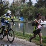 Francisco Méndez y Lucinda Vásquez ganaron la edición chilena de Wings for Life World Run