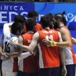 Selección Chilena de Volleyball debuta este martes en la Copa Panamericana