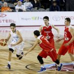 Chile cayó ante Argentina en la segunda jornada del Premundial de Básquetbol Masculino U18