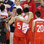 Chile derrotó a República Dominicana y se quedó con el quinto lugar del Premundial de Básquetbol Masculino U18