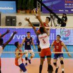 Chile cayó estrechamente ante Cuba y cerró su participación en la Challenger Cup de Volleyball Masculino
