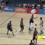 Chile cayó ante Argentina en nueva jornada del básquetbol masculino en Cochabamba