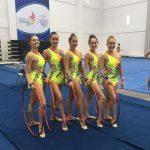 Chile sumó una medalla de bronce en la gimnasia rítmica de los Juegos Sudamericanos