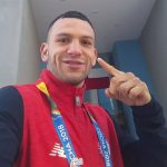Eduardo Zuleta se instaló en semifinales del boxeo y asegura medalla en los Juegos Sudamericanos