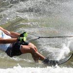 Felipe Miranda logra un nuevo récord chileno de slalom en torneo estadounidense