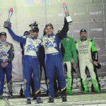Jorge Martínez ganó el Gran Premio de Frutillar del RallyMobil
