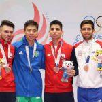 Chile sumó una plata y dos bronces en el cierre del tenis de mesa en los Juegos Sudamericanos