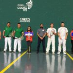 Chile sumó dos nuevos triunfos en la pelota vasca de los Juegos Sudamericanos