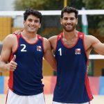 Primos Grimalt disputarán la medalla de bronce en el volleyball playa de Cochabamba