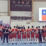 Chile cayó estrechamente ante Argentina en el Panamericano de Handball