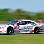 Benjamín Hites se prepara para disputar una nueva fecha del Top Race Series Argentina
