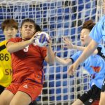 Chile cayó ante Corea en una nueva jornada del Mundial Junior Femenino de Handball