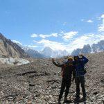 Sebastián Rojas conquistó el monte Broad Peak, la decimosegunda cumbre más alta del mundo