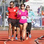 Con récord de participantes se realizó la segunda fecha del Nacional de Para-Atletismo 2018