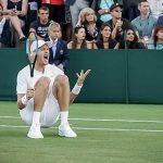 Nicolás Jarry y Julio Peralta avanzaron a la segunda ronda de dobles en Wimbledon