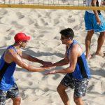 Primos Grimalt avanzan de ronda en fecha portuguesa del World Tour de Volleyball Playa