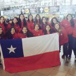 Chile debuta este lunes en el Mundial Junior Femenino de Handball 2018