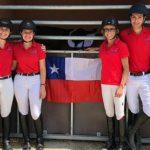 Universidad Católica obtuvo el cuarto lugar en el Mundial de Clubes de Salto Ecuestre