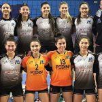 Club Murano derrotó a Villa Alemana y es sublíder de la Liga Femenina A1 de Volleyball