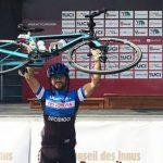 Adolfo Almarza tuvo un prometedor debut en el Paraciclismo