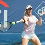 Alexa Guarachi cayó en la ronda final de la qualy del WTA de Newport Beach