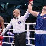 Andrews Salgado gana y se instala entre los ocho mejores del Mundial Juvenil de Boxeo