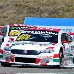 Benjamín Hites se prepara para una nueva fecha del Top Race Series de Argentina