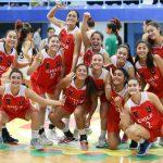Chile derrotó a México y jugará por el quinto lugar del Premundial U18 de Básquetbol Femenino