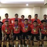 Selección Chilena de Fútbol Playa obtuvo el tercer lugar en el cuadrangular internacional de Tangshan