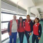Seleccionadas chilenas de canotaje participarán en el Mundial de Portugal