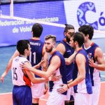 Chile derrota a Guatemala y suma su primer triunfo en la Copa Panamericana de Volleyball Masculino