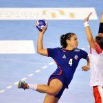 """Las """"Lobitas"""" cayeron ante Dinamarca en nueva jornada del Mundial Juvenil Femenino de Handball"""