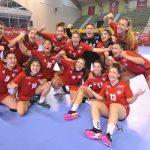 Chile derrotó a Egipto en su debut por el Mundial Juvenil Femenino de Handball