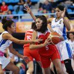 Chile cayó ante Puerto Rico en el primer día del Premundial U18 de Básquetbol Femenino