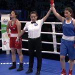 Denisse Bravo cae ante la rusa Nune Asatrian en el Mundial Juvenil de Boxeo