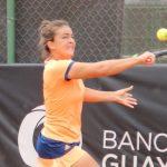 Fernanda Brito y Bárbara Gatica avanzan a cuartos de final del ITF de Asunción
